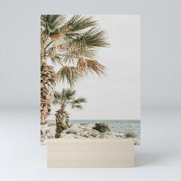 Palm Tree Mini Art Print