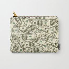 100 dollar bills Carry-All Pouch