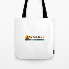 Surf City - North Carolina. Tote Bag