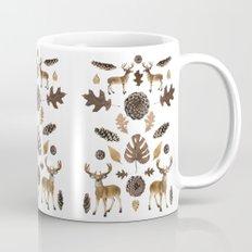 WOODS COLLAGE Mug