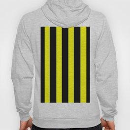 yellow stripes Hoody