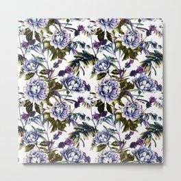 Flowering winter garden II Metal Print