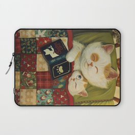 The cozy moment Laptop Sleeve