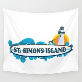 St. Simons Island - Georgia. Wall Tapestry