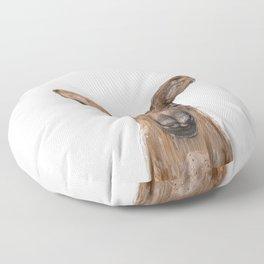 littlest moose Floor Pillow
