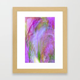Violetdreaming Framed Art Print