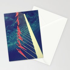 air flags Stationery Cards