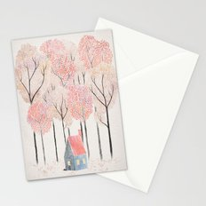 Cabin Stationery Cards