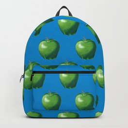 Green Apple_C Backpack