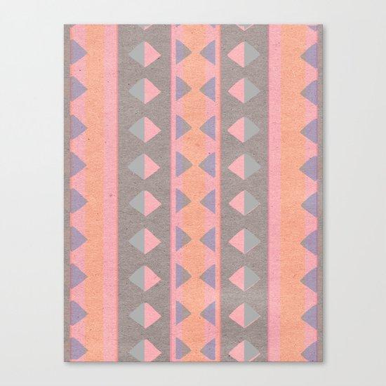 Montana Weave Canvas Print