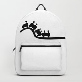Cart Ride Backpack