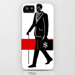 the corp iPhone Case
