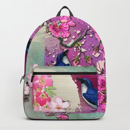 Meeting in the Garden Backpack