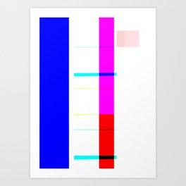 Error 003 Art Print