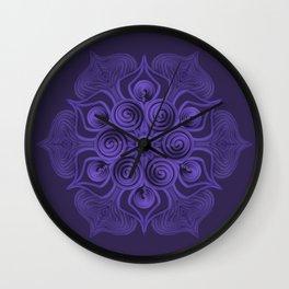 Serenity (Serenidad) Wall Clock