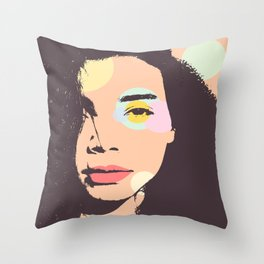Seduce me Throw Pillow