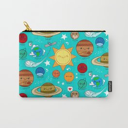 Planet party Carry-All Pouch