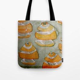 Orange Feel (Muted) Tote Bag