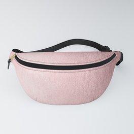 Simply Rose Quartz Elegance Fanny Pack
