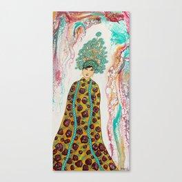 Victoress Canvas Print