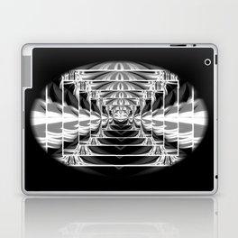 Black+White Abstract.Modern. Laptop & iPad Skin