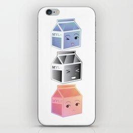 Tr!o Mylk iPhone Skin