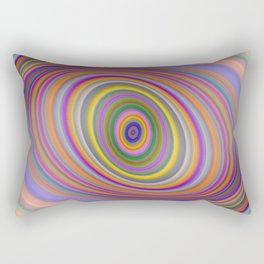 Happy Hypnosis Rectangular Pillow