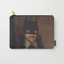 Old school hero Carry-All Pouch