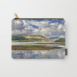 Loch Sunart from Strontian Carry-All Pouch