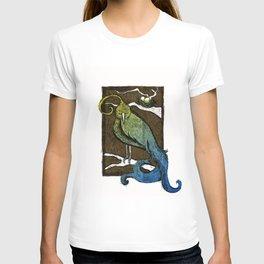 Printed Bird T-shirt