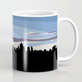 London Equinox Sunset 02 Coffee Mug