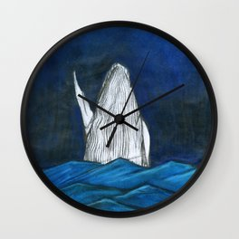 Moby's Dance Wall Clock