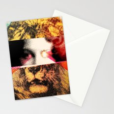 Lady Lion Stationery Cards