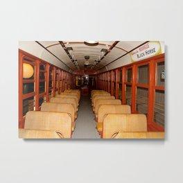 Tramway Metal Print
