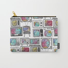 colour tv Carry-All Pouch