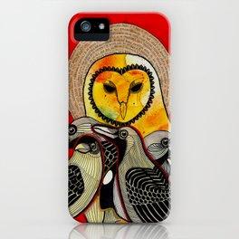 Kuslar iPhone Case