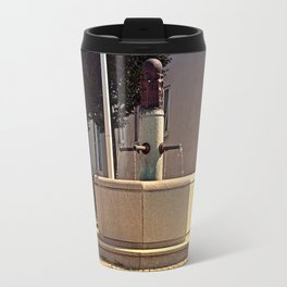 The neglected fountain Travel Mug