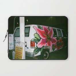 Flower Van Laptop Sleeve
