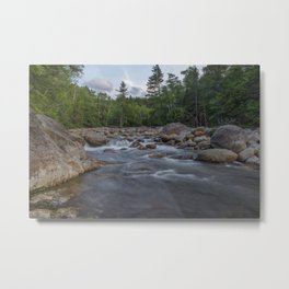 Peabody River Metal Print