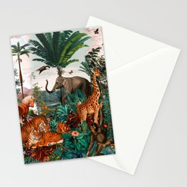 Beautiful Forest II Stationery Cards