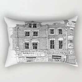 New Cross, London Rectangular Pillow