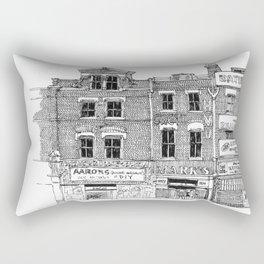New Cross, London Rectangular Pillow