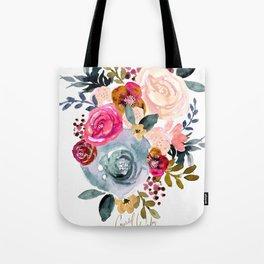 Autumn Rose Tote Bag