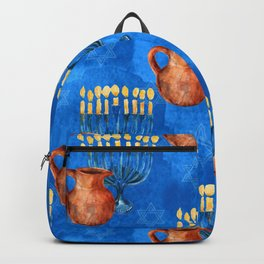 G-d Still Grants Hanukkah Miracles! Praying For Yours.... Backpack