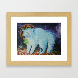 In the Grace of Archon  Framed Art Print