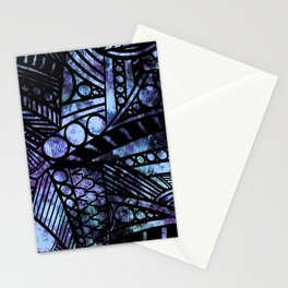 Norse pattern Stationery Cards