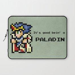 It's Good Bein' A Paladin Laptop Sleeve