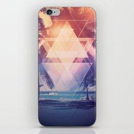 Summer Vibes iPhone Skin
