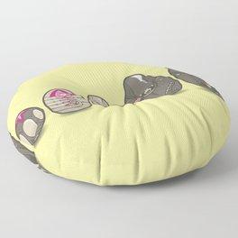 Xenomatryoshka Floor Pillow