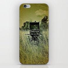 Grill iPhone & iPod Skin
